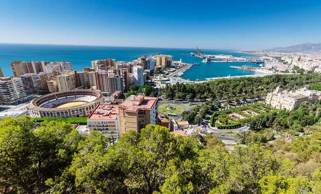 where to eat in malaga